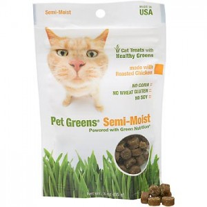 pet greens cat
